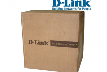 D-Link CAT 6 Cable 305 Metres