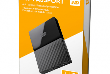 Western Digital My Passport 1TB Portable External Hard Drive
