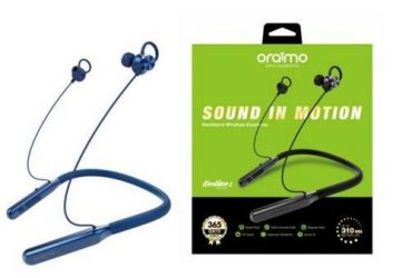 Oraimo Necklace Bass Neckband Earphone