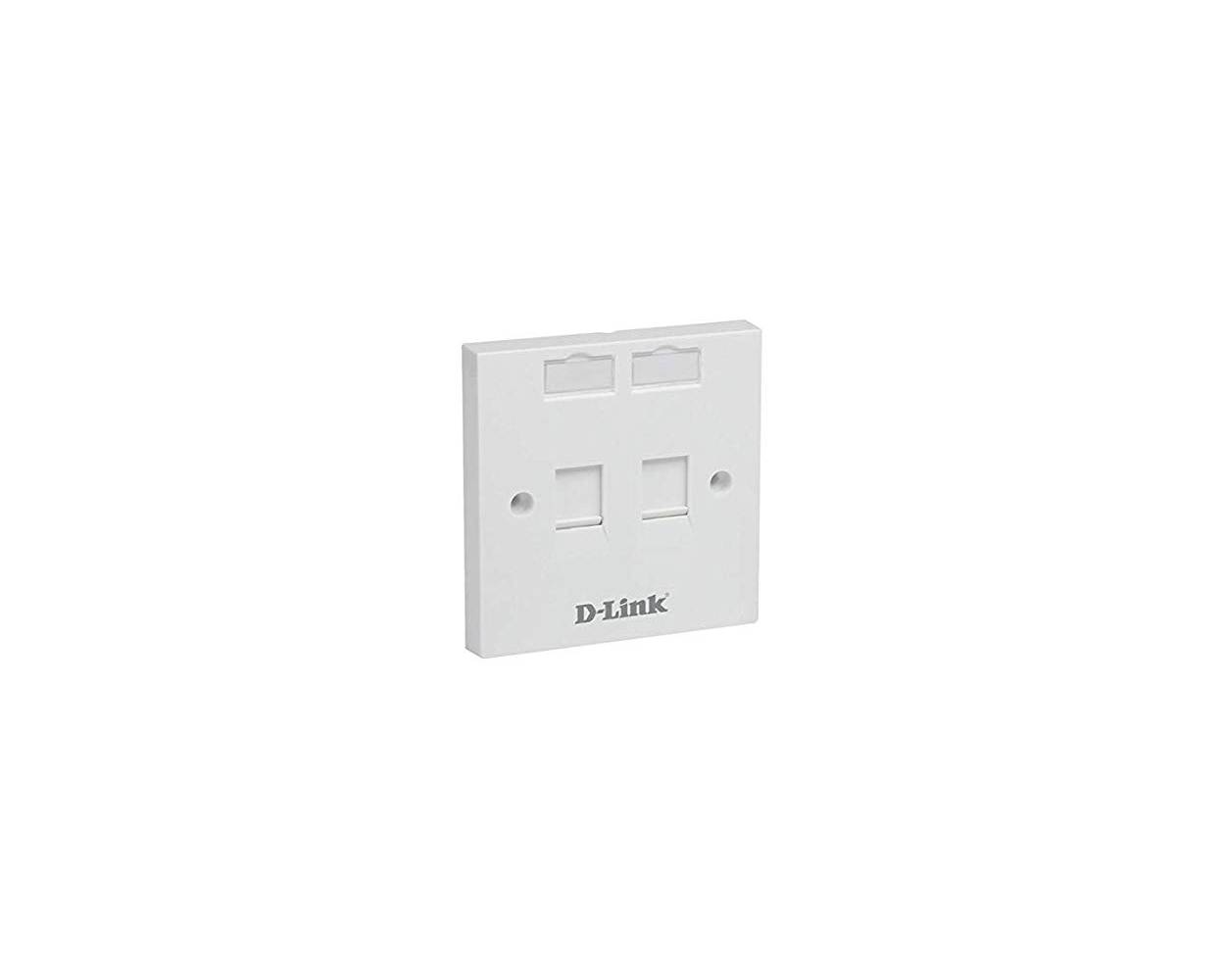 DLINK NFP-0WHI21DUAL FACE PLATE