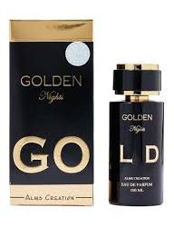 Golden Night EDP (GO) -100ml