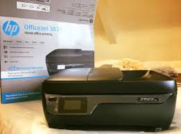 HP OFFICEJET PRINTER 3831