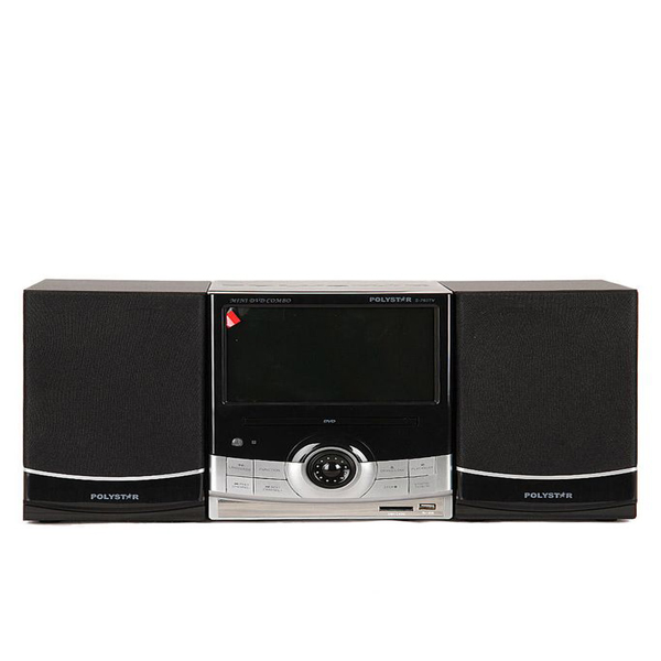POLYSTAR MICRO SET WITH TV FUNCTION | PV-S760TVBT