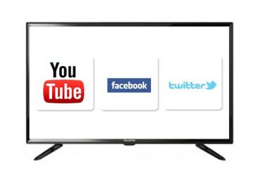 Polystar 32 Inches Smart Television