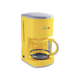 SCANFROST MODEL COFFEE MAKER YELLOW
