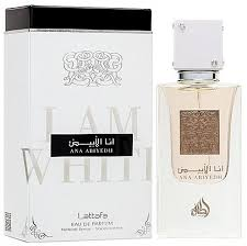 Ana Abiyedh (I Am White) EDP Perfume |100ml
