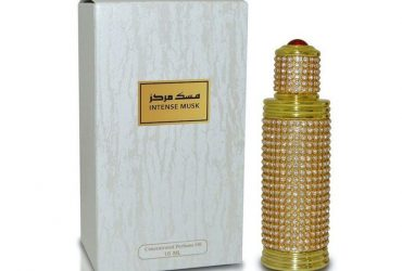 Intense Musk Concentrated 10ml Oil Perfume