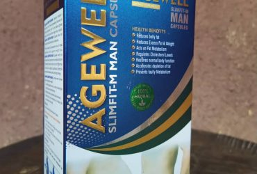 AGEWELL SLIMFIT MAN FOR MEN | Weight Loss Product