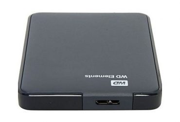 Western Digital HDD Cover Case Hard Drive Disk SATA External USB 3.0 Storage HDD Enclosure