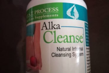 Cleanse your body, balance your PH and stay healthy