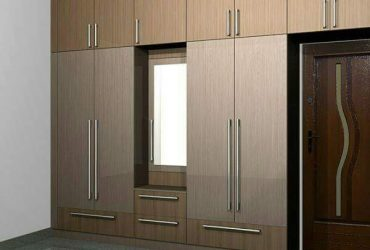 Wardrobe With Inner Drawers