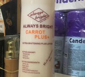 Always Bright Body Lotion (Carrot Plus+) | Best Price