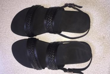 Men's Fashionable Pam Slipper | Black