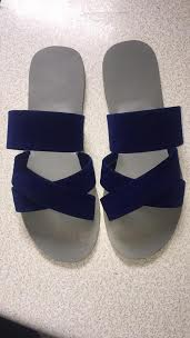 Quality Blue Pam Slippers For Men