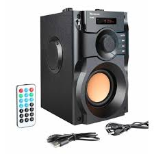 Rechargable Mini Home Theater Bluetooth FM Speaker | A11