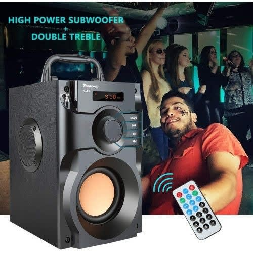 A18 Stereo 2.1 Subwoofer Bluetooth Speaker HiFi | Portable
