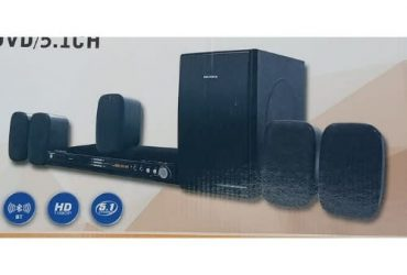 Polystar 5.1CH Home Theater System With DVD |PV-VT609