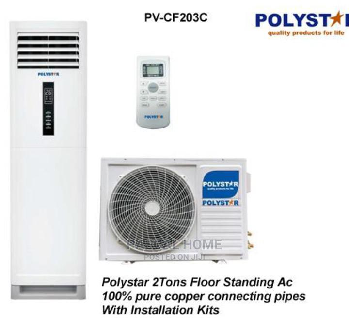 Polystar 2 Tons Floor Standing Air Condition 3m Pure | PV-CF203C