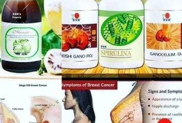 Ganotherapy – the quickest solution to breast cancer.