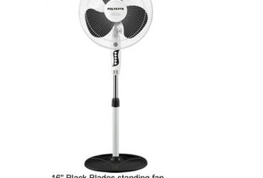 Polystar 16″ Standing Fan PV-FS1621 | Best Price