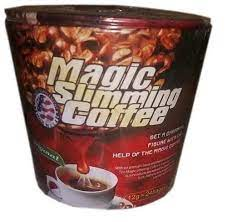 Magic Slimming Coffee For Weightloss