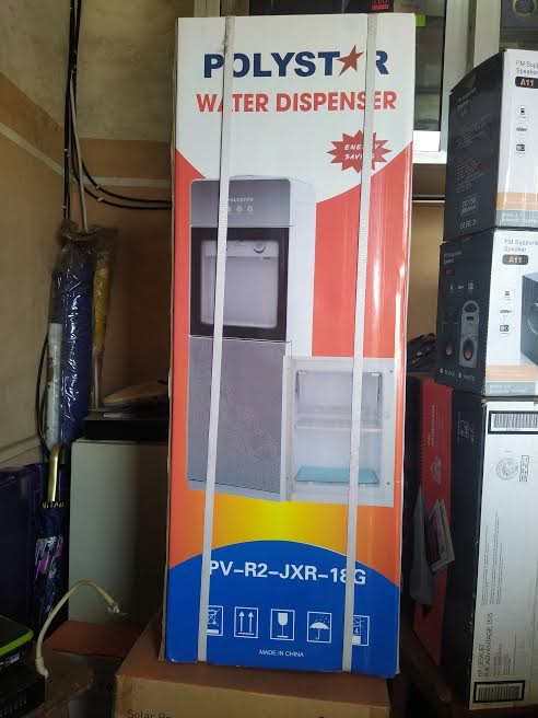 Polystar Water Dispenser Hot And Cold  |PV-R2-JXR-18G